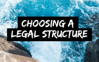 Choosing a legal structure